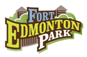 logo for Fort Edmonton Park