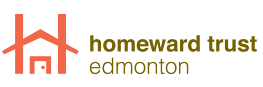 logo for Homeward Trust Edmonton